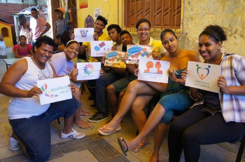 Foto: UNFPA Brasil/Facebook