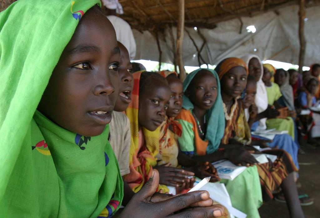 ©Pierre Holtz/UNICEF