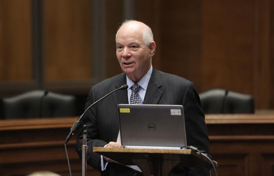 Benjamin L. Cardin, United States Senator