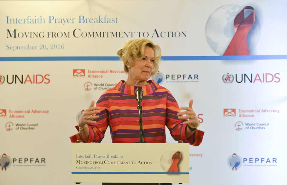 Deborah Birx, United States Global AIDS Ambassador