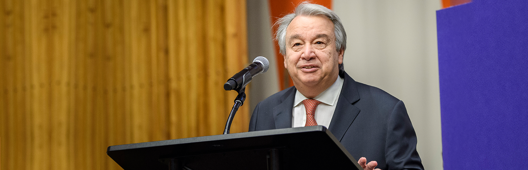 Mensagem do Secretário-Geral da ONU para o Dia Mundial contra a AIDS