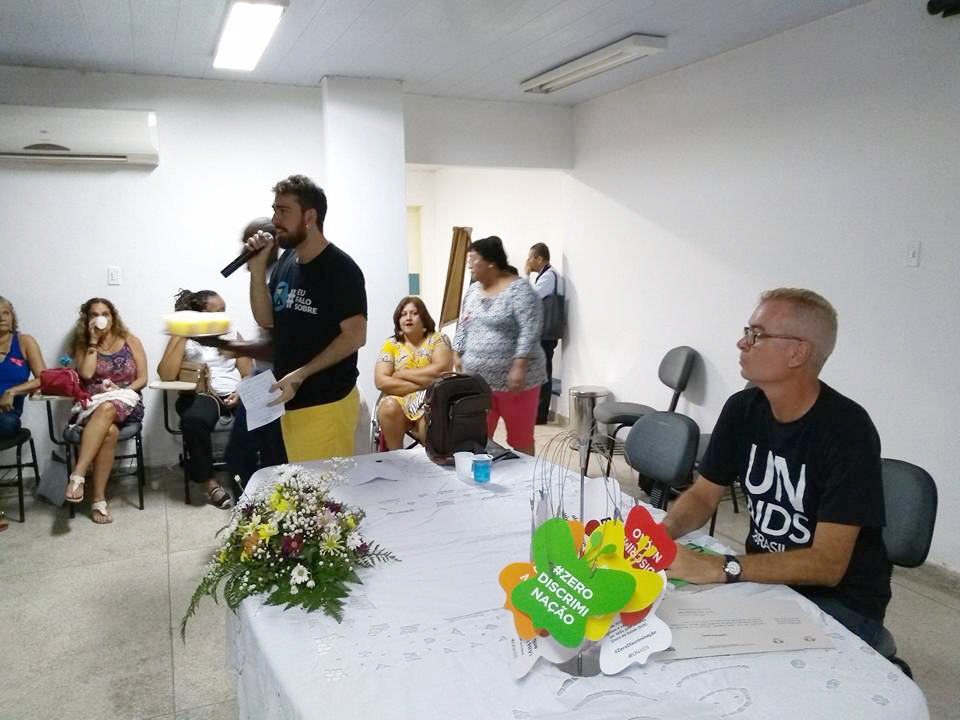 Ações em Salvador incentivam o debate sobre prevenção do HIV e Zero Discriminação