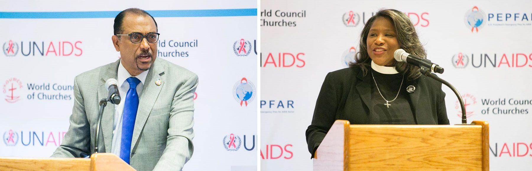 parcerias com organizações religiosas