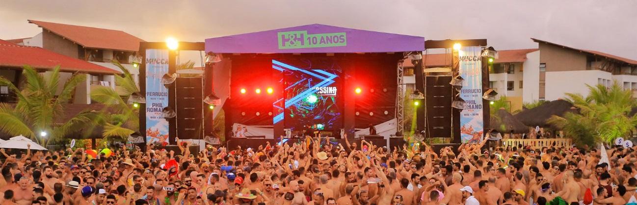 UNAIDS incentiva a prevenção ao HIV no maior festival gay de música eletrônica da América Latina