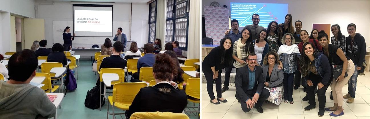 UNAIDS e USP Diversidade realizam Curso de Difusão 'HIV e Zero Discriminação' em SP e Ribeirão Preto