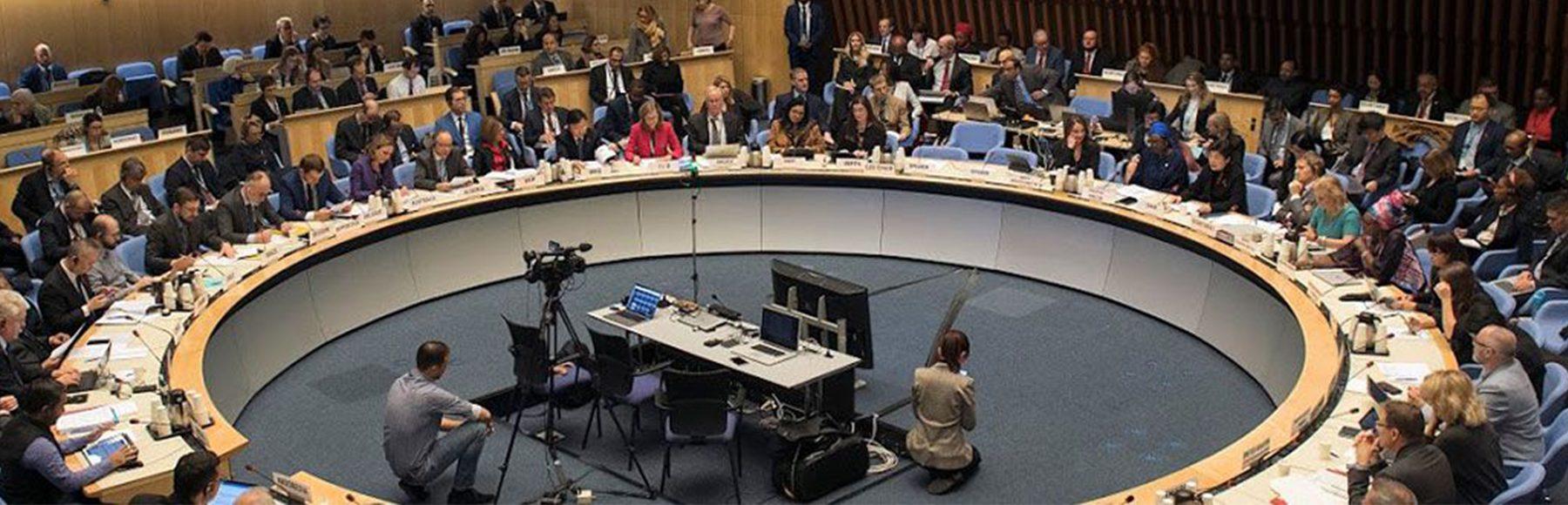 Diretora executiva do UNAIDS esboça sua visão para a Junta de Coordenação do UNAIDS