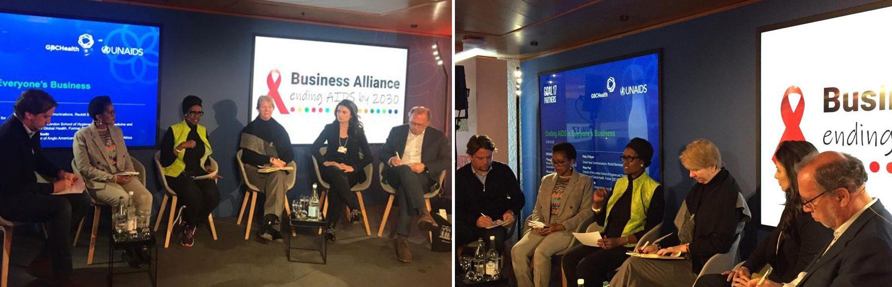 Aliança Empresarial é lançada no Fórum Econômico Mundial